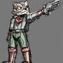 Fox McCloud by pepperika