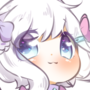 Purple Chipmunk Letterrie by CuteNikeChan