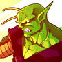 Piccolo vs Hulk by BiggCaZv2