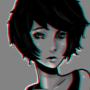 greygirl by FLASHYANIMATION