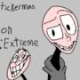 Jerome Stickerman by SpeciBat
