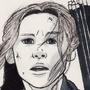 #005 Katniss Everdeen by Zalfurius