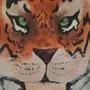Tiger by HlihorAlecsandra