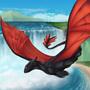 Flying free by Nievaris