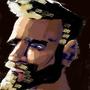 Bearded Dude by CyPieri