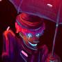 Sinning in the rain. by Kayas-Kosmos