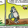 Jungly comics 1 by blowtoons