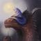 Magical dragon of badassery