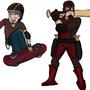 Bat-man by fs-animations