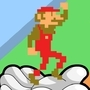 Super Mario Hates Skinny Mario by Chris-Vassilico