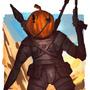 Daily Imagination #10 - Phantom Pumpkin by Xephio