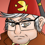 The Portrait of Grunkle Stan by AniLover16
