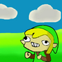 Link in a background