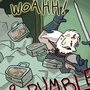 [Comic] Geralt of Rivet City 004: Lunchtime by Buckycarbon