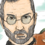 Steve Jobs - Stay Hungry stay Foolish - concept by DrawingWithArthuz