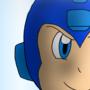 Megaman! by tcoffin