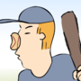 Baseball by TheMountainKing