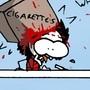 Smoking by ChazDude