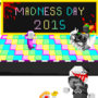 Madness day 2015 celebration! :D by tailsbuddy