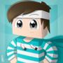 Minecraft Aqua Blue Avatar