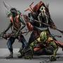 miasmic mercenaries by Kiabugboy