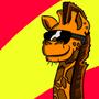 Giraffe Cycle by TheUberninja