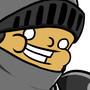 Knight Face by TheUberninja