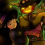 Halloween Waltz by doublemaximus