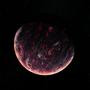 Volcanic Planet by Starkiteckt