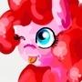 Pink squeak by HlihorAlecsandra