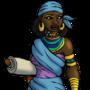 Hypatia of Alexandria by BrandonP