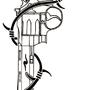 Colt Python Tattoo by Tommyrawr