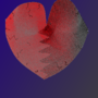 The dark has broken my heart by losmi