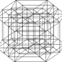 Six-Dimensional Cube