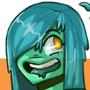 slime girl by graskip