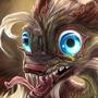 Fuzzy dragon. by Kayas-Kosmos