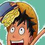Luffy stealing Naruto's Ramen by mannyzworld