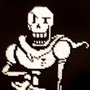 Undertale's Papyrus Made Out of Perler Beads