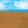 Sand Dunes by DeathCards