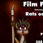 NYCIFF Rats on Cocaine Poster by ApocalypseCartoons