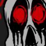 BloodSkull of Agony by JackPumpkinhead