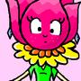 Clu Clu The Flower Girl by Bertn1991