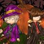 Halloween by Akari19