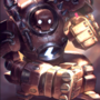 Blitzcrank- League of Legends by Rooshie