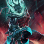 Thresh- League of Legends by Rooshie