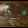 Mineshaft Zombie by AnnasArt