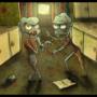 Zombie friends by AnnasArt