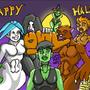 Happy Halloween by AnthonyDavila