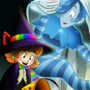 First Halloween Together by doublemaximus