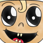 Flapjack cute face by Ombey